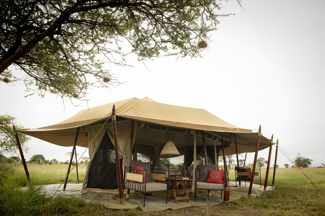 Intimate Places Tented Camp
