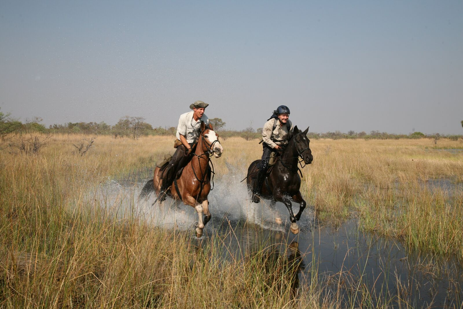 Horse Safaris in Botswana