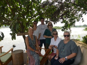 Zamag team meets up with Offbeat Safaris and Guttera Tours in Uganda by Daphne Lindsay March 2020